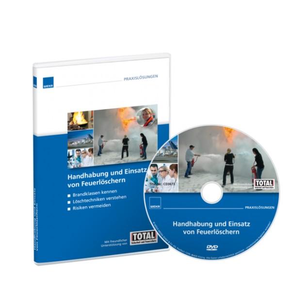 Handhabung und Einsatz von Feuerlöschern DVD