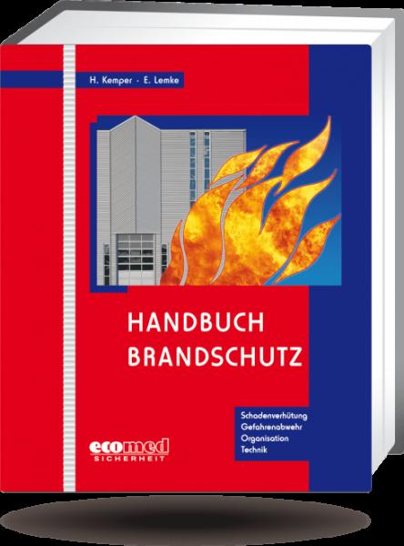 Handbuch Brandschutz