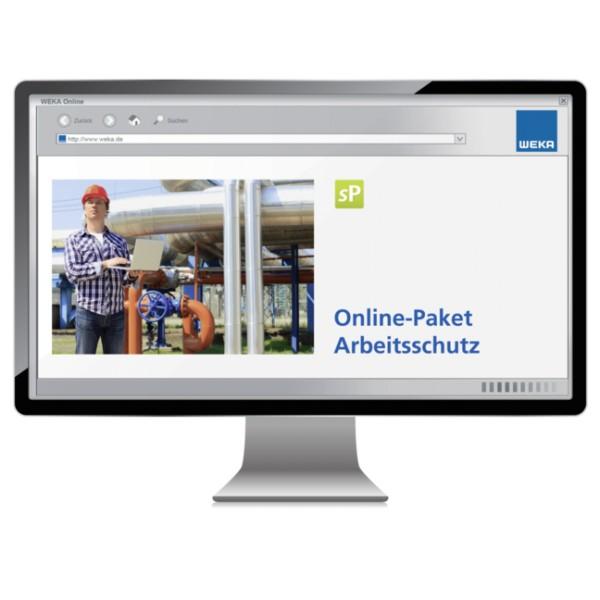 Online-Paket Arbeitsschutz