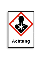 GHS08-Achtung