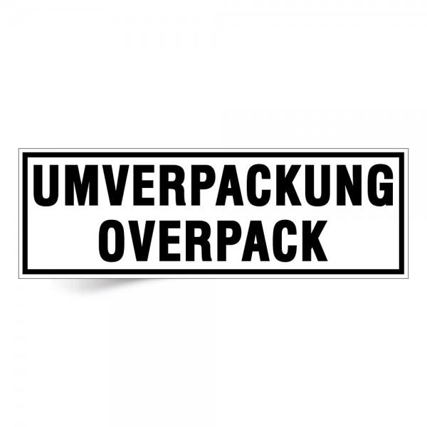 UMVERPACKUNG-OVERPACK