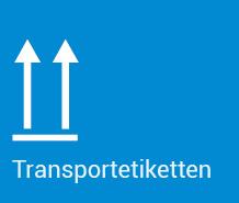 Transportetiketten