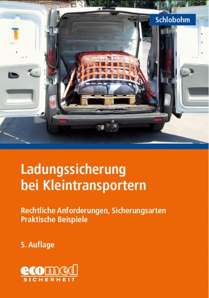 Ladungssicherung bei Kleintransportern Broschüre