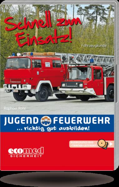 """Ausbildungs DVD """"Schnell zum Einsatz"""""""