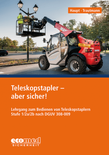 Teleskopstapler - aber sicher!, Dokumentenpapier