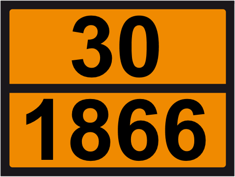 UN-Tafel 30 x 40 mit Eindruck 30 und 1866