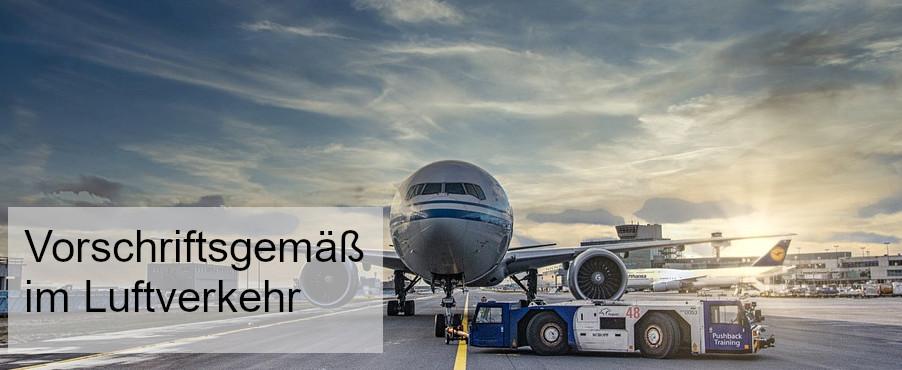 Gefahrgutvorschriften IATA
