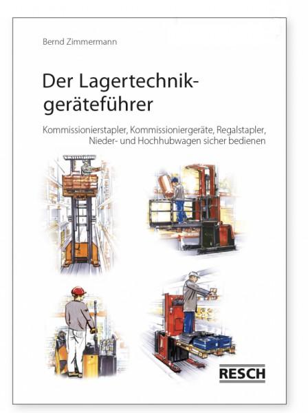 Der Lagertechnikgeräteführer Brochüre