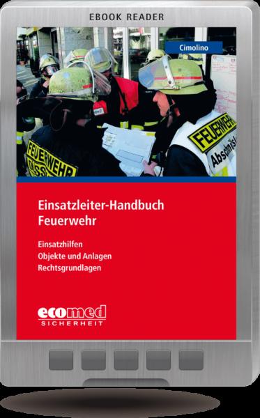 Einsatzleiter-Handbuch Feuerwehr e-book
