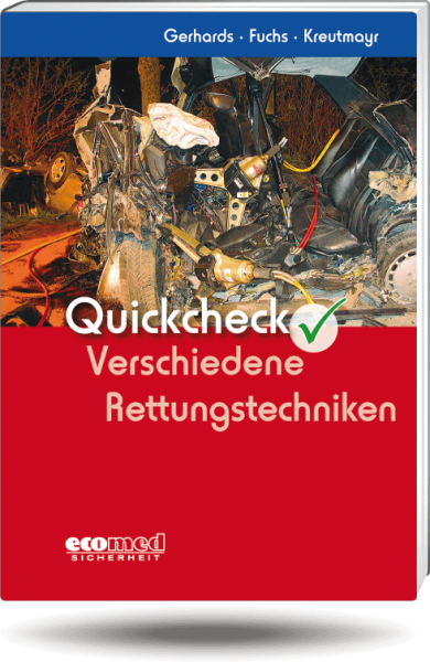 Quickcheck Verschiedene Rettungstechniken