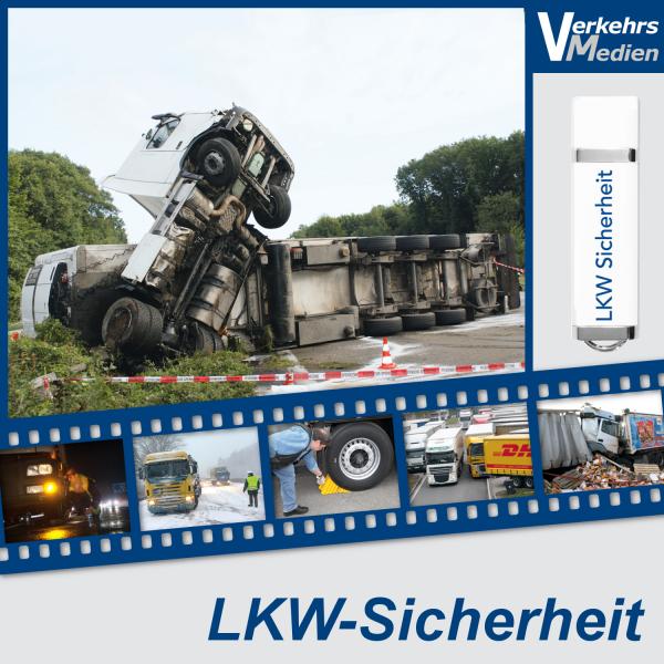"""BKF-Schulungsfilm """"LKW-Sicherheit"""""""