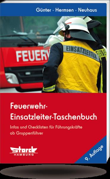Feuerwehr-Einsatzleiter-Taschenbuch
