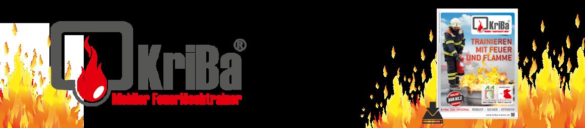 KriBa® Katalog jetzt herunterladen
