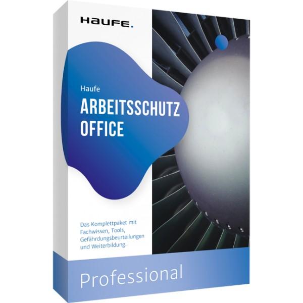 Haufe Arbeitsschutz Office Professional Online