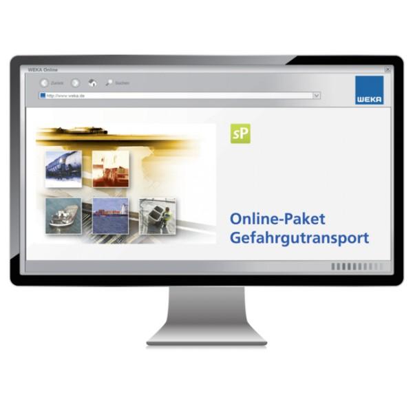 Online-Paket Gefahrguttransport