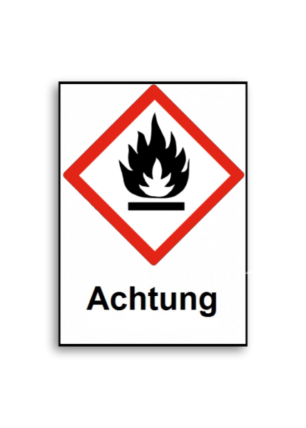 GHS02-Achtung