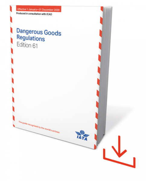 Download Gefahrgutvorschriften IATA/DGR 61th edition englisch