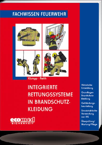 Integrierte Rettungssysteme in Brandschutzkleidung