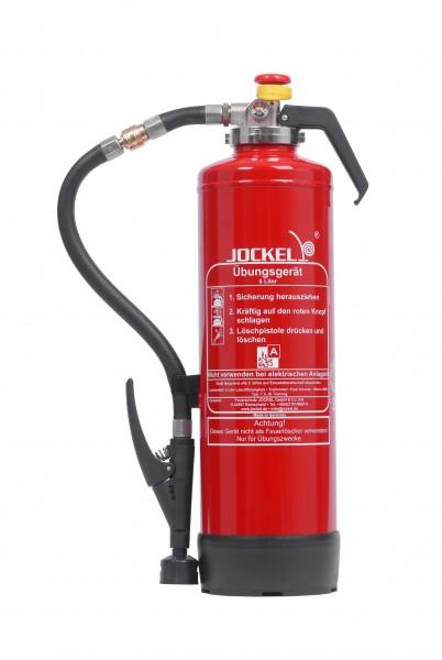 Wasser-Übungslöscher mit Schlagknopfauslösung 6 Liter