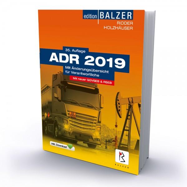 ADR 2019 35. Auflage