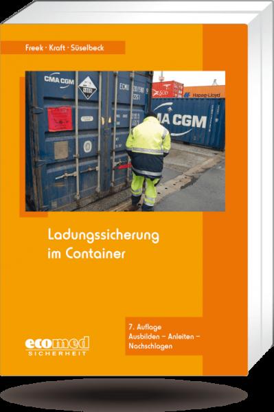 Ladungssicherung im Container, Broschüre