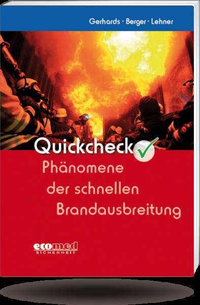 Quickcheck Phänomene der schnellen Brandausbreitung