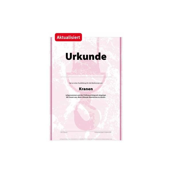 Urkunde_Krane