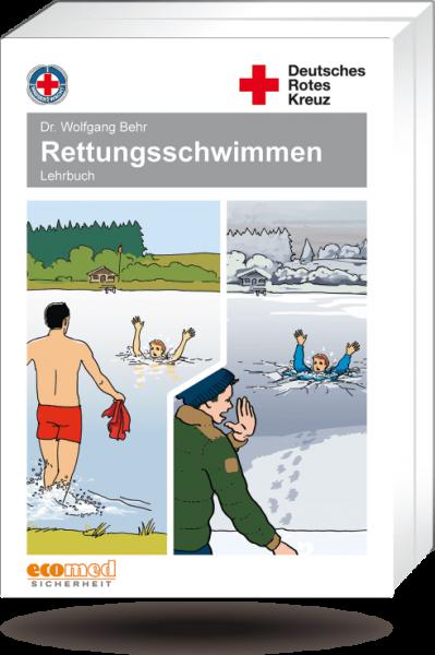 Rettungsschwimmen - Lehrbuch