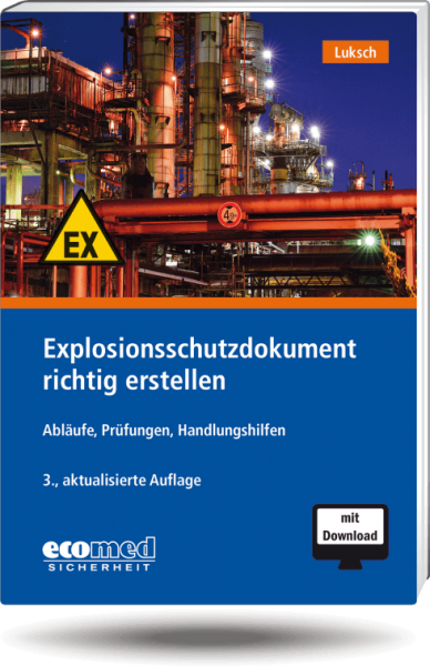 Explosionsschutzdokument richtig erstellen