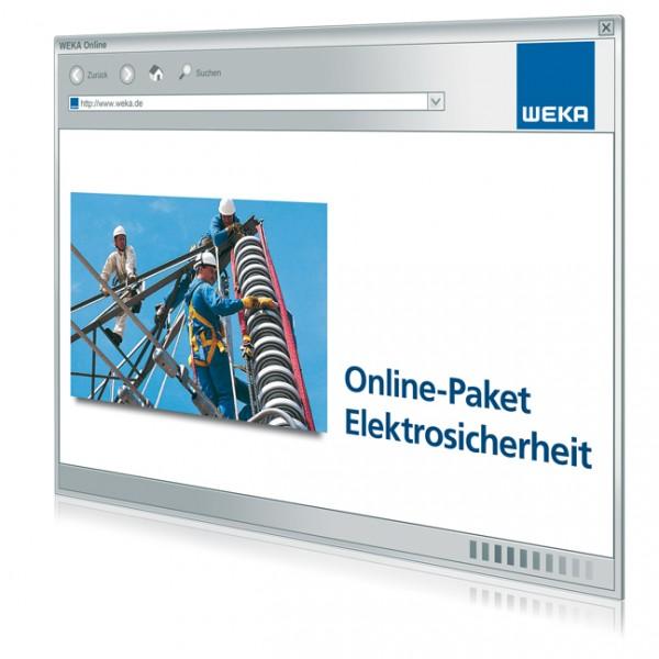 Online-Paket Elektrosicherheit