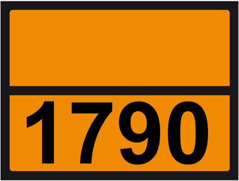 UN-Tafel 30 x 40 mit Eindruck ohne und 1790