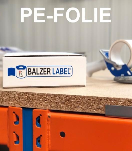 Blanko-Etiketten für Laserdrucker, PE-Folie