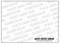 Anti-Stick-Label
