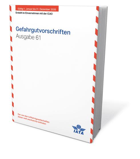 IATA DGR 61. Ausgabe deutsch