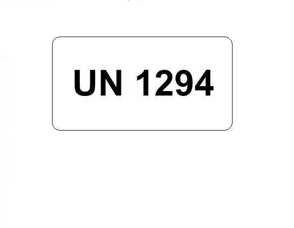 UN 1294