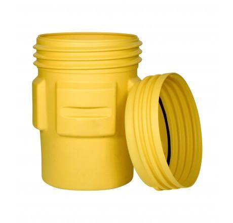 PE-Überfass mit Schraubdeckel 360 Liter